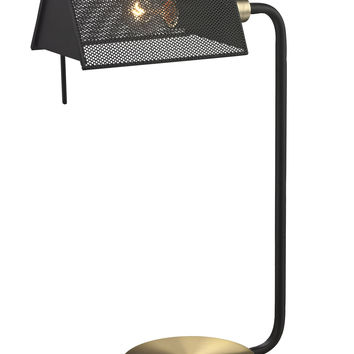 Mychal Industrial Table Lamp
