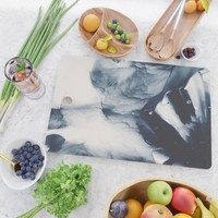 Lonely Life Cutting Board by duckyb