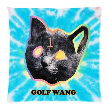 Odd Future (18x18) 45x45cm 2 Sided Sofa Bed Decorative All Over Print Cushion Cover OF Donut Tie Dye Golf Wang Cat Throw Pillow Case