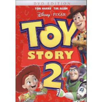 Toy Story 2 (Special Edition) (dvd_video)