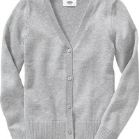 Old Navy Girls Uniform Cardigans