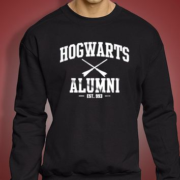 Hogwarts Alumni Harry Potter Men'S Sweatshirt