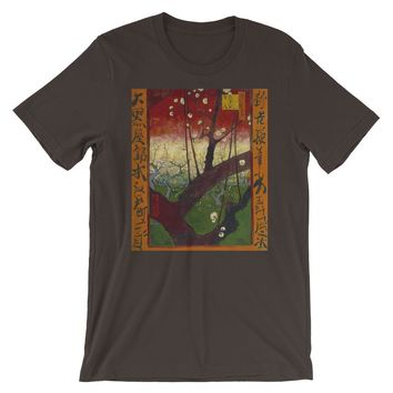 Van Gogh Art Japanese Art  Short-Sleeve Unisex T-Shirt