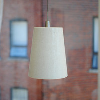 Concrete Pendant Light: Sugarloaf LG