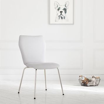 Twill Stationary Airgo Chair