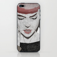 Grimes iPhone & iPod Skin by TwO Owls | Society6