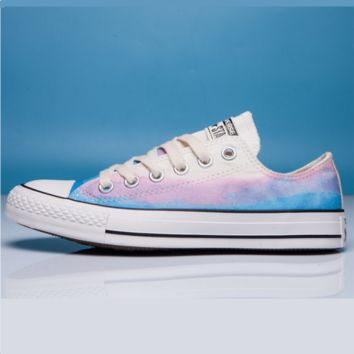 Converse Print All Star Sneakers for Unisex Hight tops sports Leisure Comfort Shoes Low tops