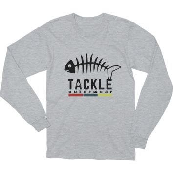 Tackle Outerwear Fish Bones Long Sleeve T-Shirt