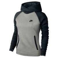 Women's Nike Tech Fleece Funnel Hoodie