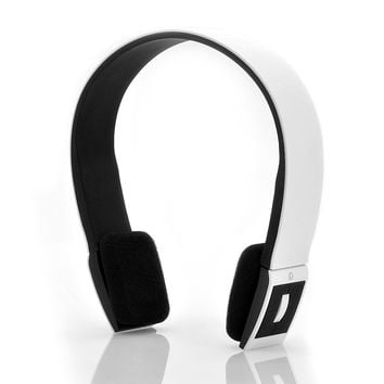 Wireless Bluetooth 3.0 Audio Headset  - Stereo Sound, Built-in Controls and Microphone