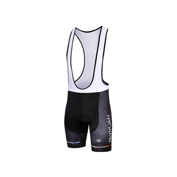 Cycling jerseys 2018 men's spring and summer overalls suspenders breathable mountain bike outdoor sports riding clothes wet abso