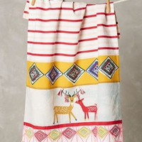 Lucita Dishtowel by Anthropologie