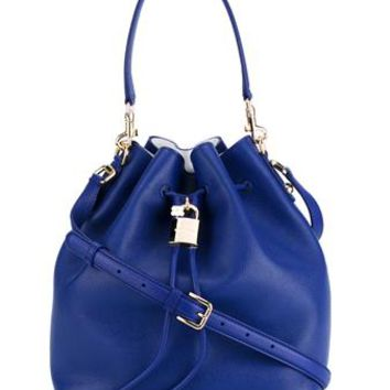 DOLCE & GABBANA   Leather Bucket Bag   brownsfashion.com   The Finest Edit of Luxury Fashion   Clothes, Shoes, Bags and Accessories for Men & Women