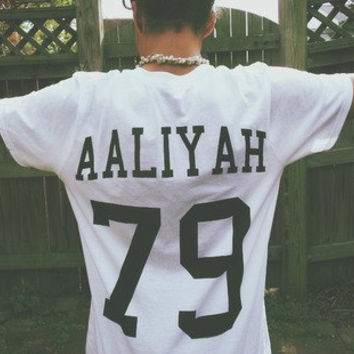Aaliyah 79 Team Shirt
