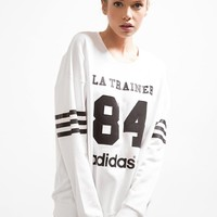 adidas LA Trainer Sweatshirt - Urban Outfitters