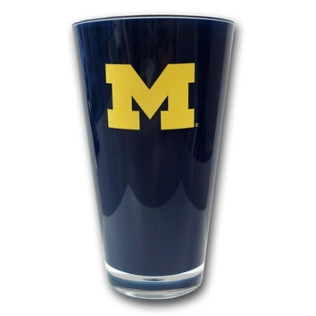 20 Oz Single Tumbler Michigan Wolverines