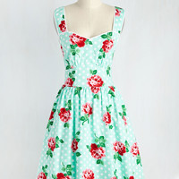 Sight for Sunrise Dress | Mod Retro Vintage Dresses | ModCloth.com