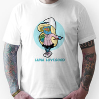 Luna Lovegood is Feeling Just Smurfy! Unisex T-Shirt