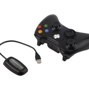 Wireless Controller 2.4G For XBOX 360 Games Joystick Gamepad Controle For Official Microsoft PC for Windows 7 / 8 Joystick
