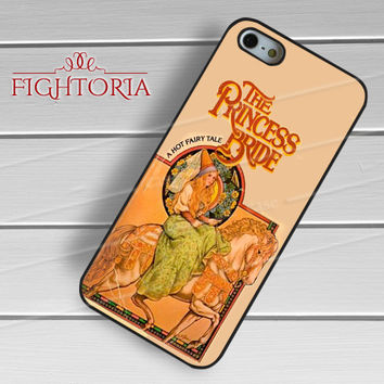 Princess bride fairy tale book movie -NDA for iPhone 6S case, iPhone 5s case, iPhone 6 case, iPhone 4S, Samsung S6 Edge