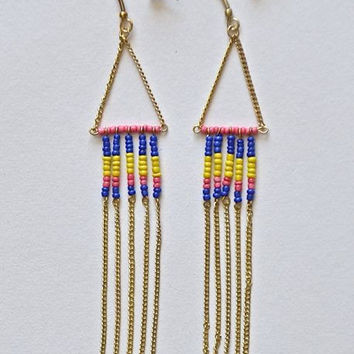 Albuquerque Earrings (color options)