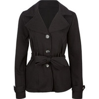 FULL TILT Womens Belted Trench Coat 203591100 | Jackets | Tillys.com