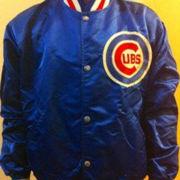 Vintage Garb — Chicago Cubs Starter Jacket