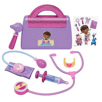 LicensedCartoons.com: Doc McStuffins Doctor's Bag Playset