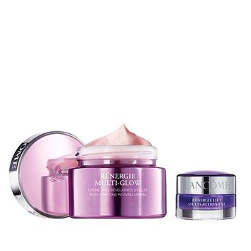 Lancôme Renergie Multi-Glow and Eye Cream Duo - 8781183 | HSN