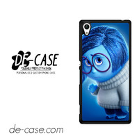 Inside Out Sadness Characters For Sony Xperia Z4 Case Phone Case Gift Present YO