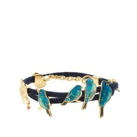 Marc Alary For J.Crew Songbirds Bracelet