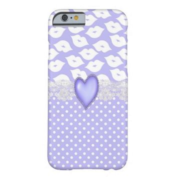 Fanciful Lips iPhone 6 Case