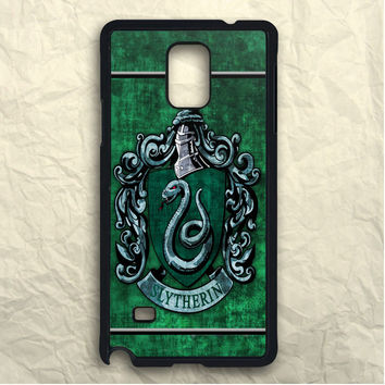 Harry Potter Slytherin Samsung Galaxy Note 3 Case