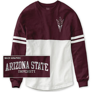 Arizona State University Women's Ra Ra Long Sleeve T-Shirt | Arizona State University