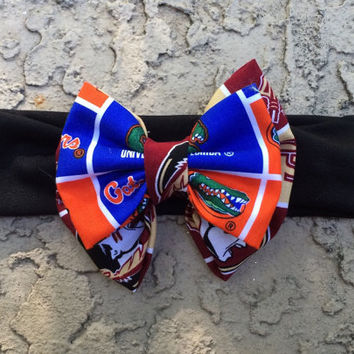 House Divided, Gator and Seminole Headband
