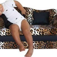 KEET Wave Sofa, Leopard