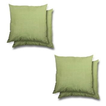 Stratford Home Indoor/ Outdoor Sunbrella Pillows Set (Parrot)