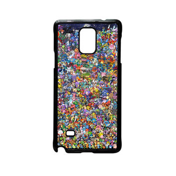 All Pokemon BW for Samsung Galaxy and HTC Case