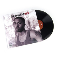 Nas: The Essential Nas Vinyl 2LP
