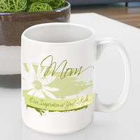Mother's Day Coffee Mug - Daisy