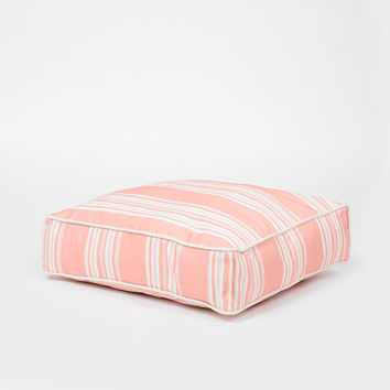 Simple Stripe Square Bed