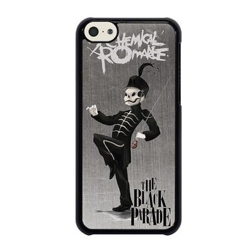 my chemical romance black parade iphone 5c case cover  number 1