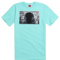 Visual by Van Styles Eerie T-Shirt - Mens Tee - Green