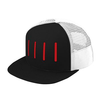Naruto Village Rain Trucker Hat - PF00298TH