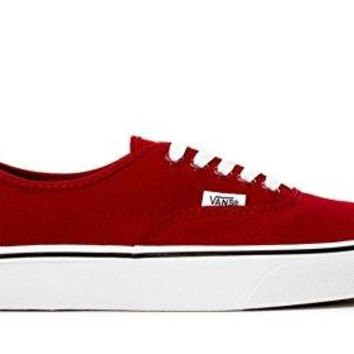 Vans Authentic (Eyelets) Chilipepper/True White Sneakers