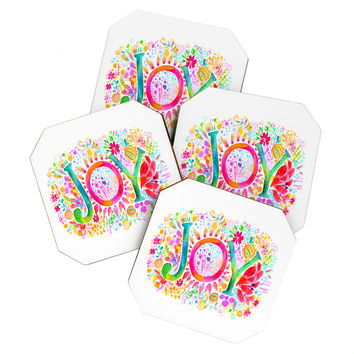 Stephanie Corfee Oh Joy Coaster Set