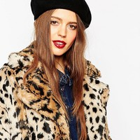 ASOS Wool Beret at asos.com