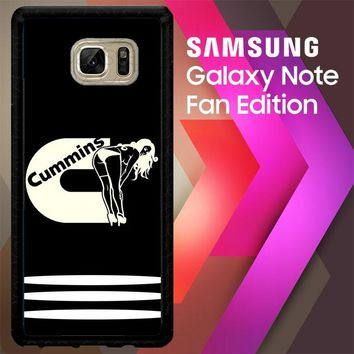 Cummins Turbo R0167 Samsung Galaxy Note FE Fan Edition Case