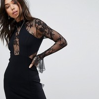 Free People Now or Never Mini Dress at asos.com