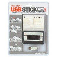Mix Tape 1GB USB Memory Stick